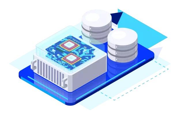 servidores cloud con procesador potente